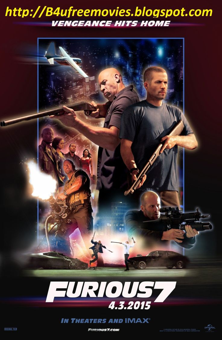 Fast And Furious 7 Hindi Dubbed Full Movie Free Download