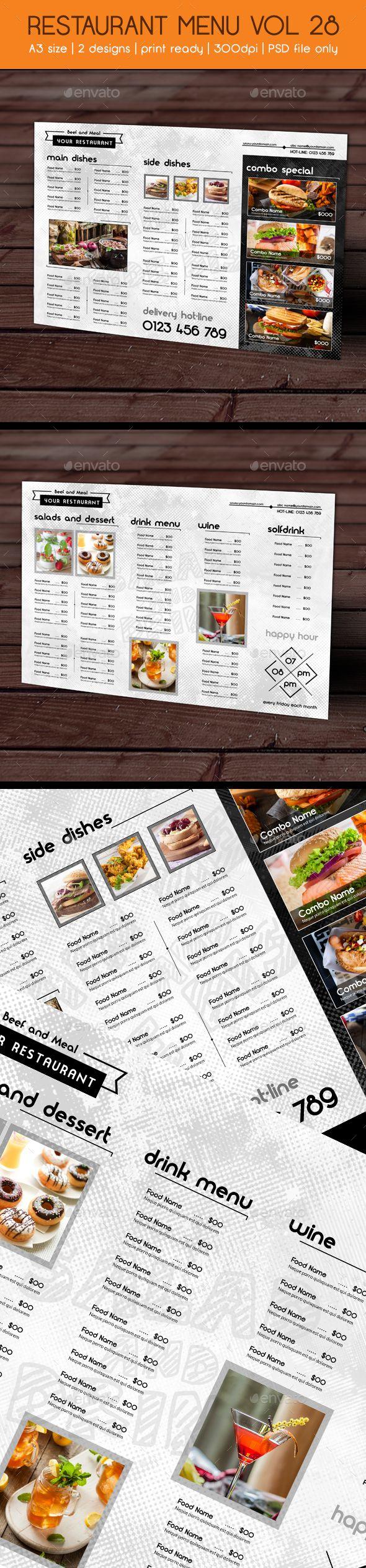 Mejores 51 imágenes de Flyer Templates en Pinterest | Plantillas de ...