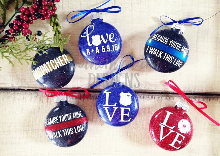 Souther Charm Christmas Ornaments