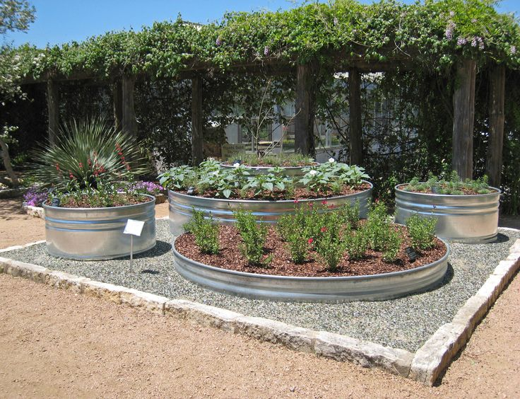Cattle Trough Gardens