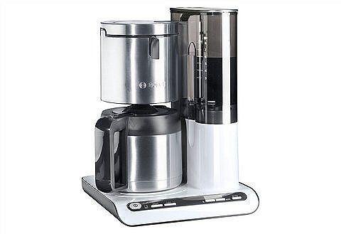 BOSCH Filterkaffeemaschine TKA8651, 1,15l Kaffeekanne, Papierfilter 1x4 Jetzt bestellen unter: https://moebel.ladendirekt.de/kueche-und-esszimmer/besteck-und-geschirr/kannen-und-wasserkessel/?uid=450e2da1-9376-5212-8427-074687f615e9&utm_source=pinterest&utm_medium=pin&utm_campaign=boards #geschirr #kueche #wasserkessel #esszimmer #kannen #besteck Bild Quelle: quelle.de