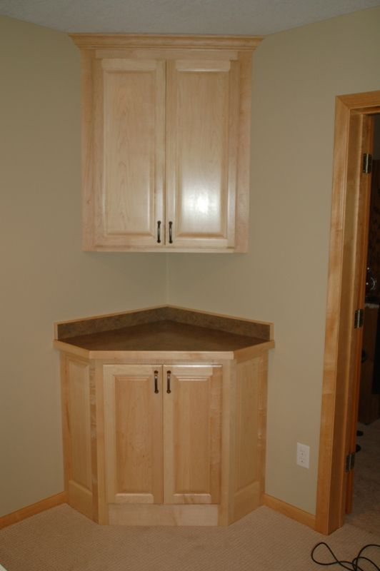 Sump Pump Cabinet - I'm glad that they can be hidden!