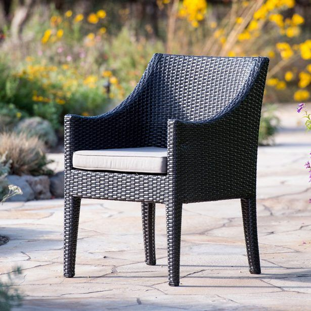 Del Rey Dining Chair Modern Outdoor Furniture Patio Furniture