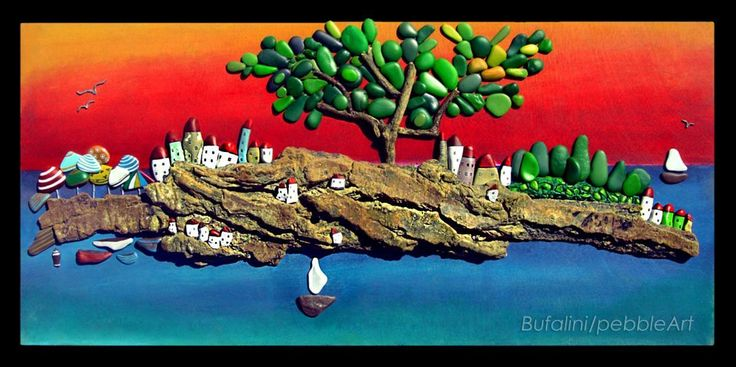 l'isola felice @GIGARTE.com/ by Michela bufalini