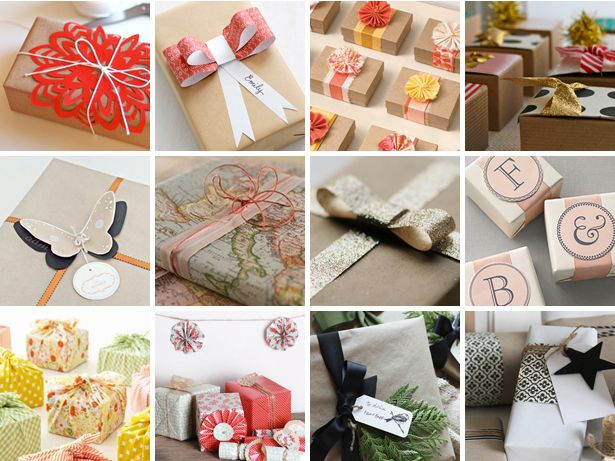 gift wrapping ps by dila your daily inspiration