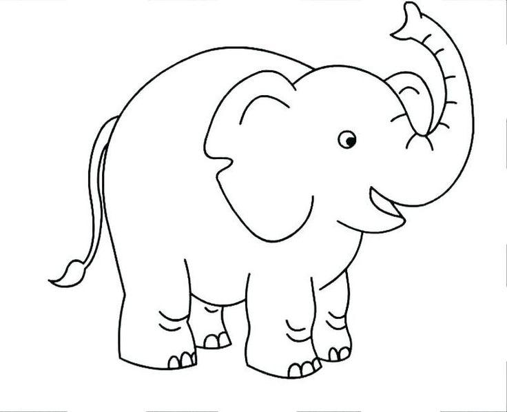 sendung mit der maus ausmalbilder elefant  elefant