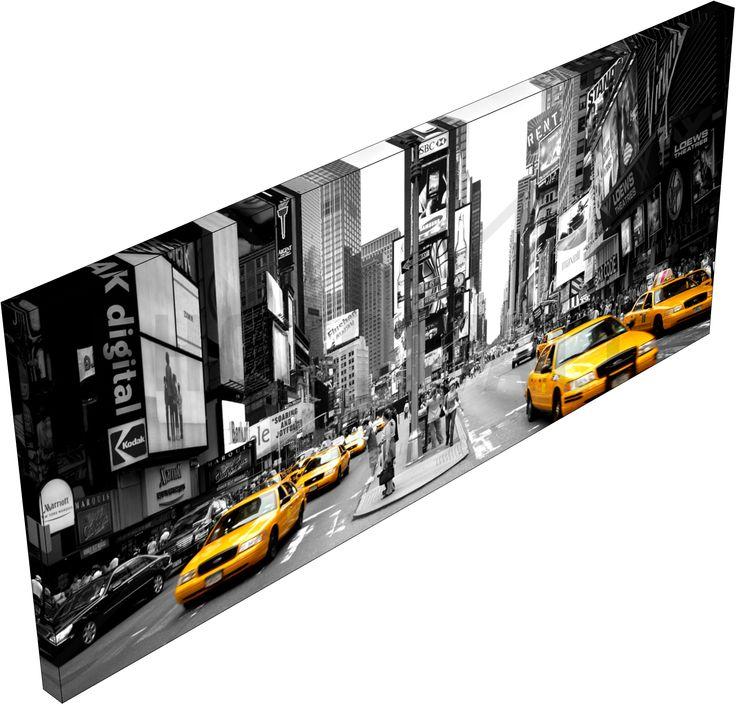 Times Square, New York, USA - Bilder på lerret - Photowall