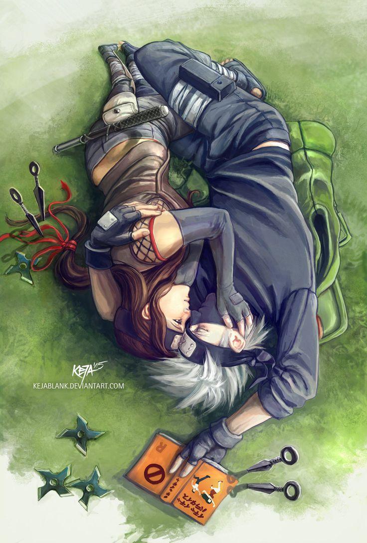 Pin by carly brender on artwork inspiration pinterest - Manga kakashi ...
