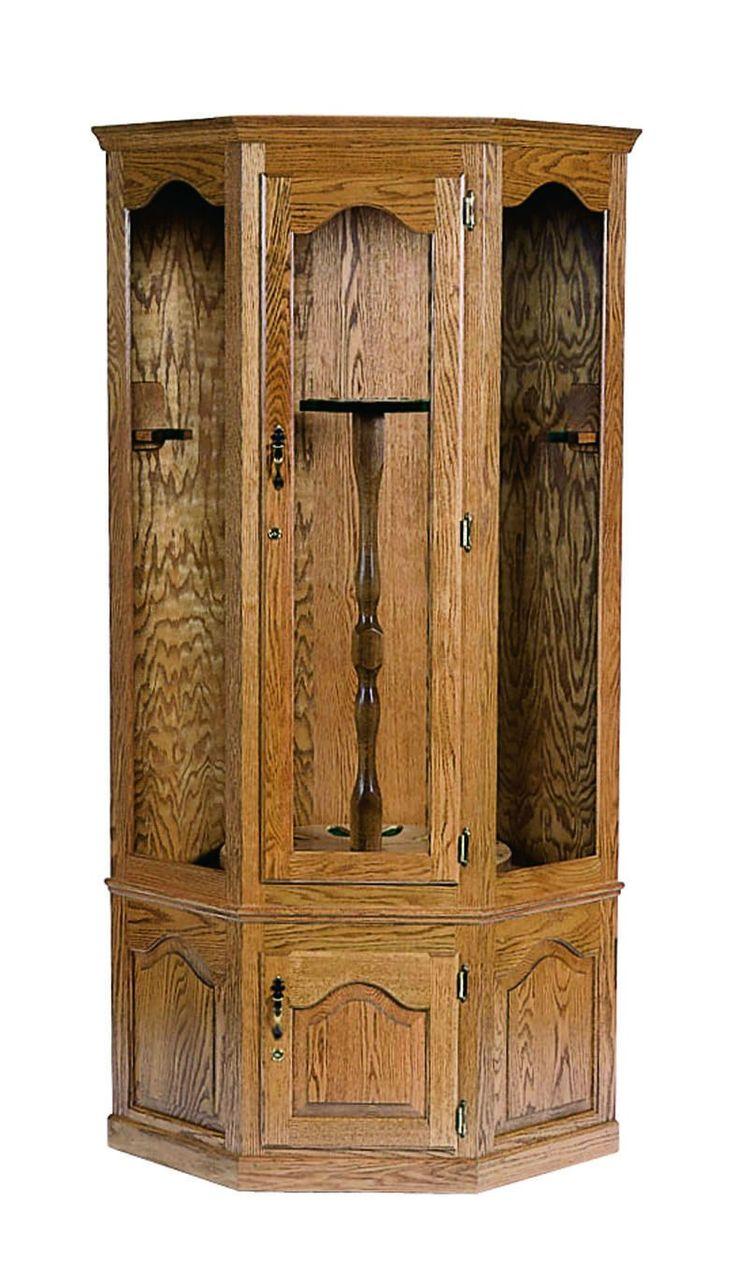 Vertical Wooden Gun Rack Plans Wood Gun Cabinet Plans Easy ...