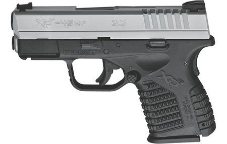 SPRINGFIELD XDS 3.3 45ACP BITONE ESSENTIALS PACKAGEFind our speedloader now! http://www.amazon.com/shops/raeind