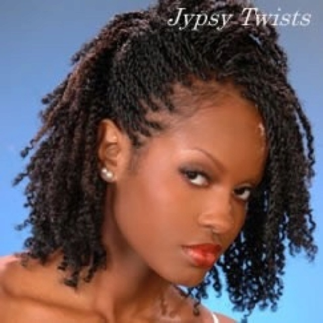 Short Senegalese Twists. I am going to try to get this done!