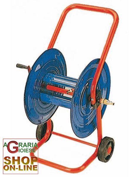 CARRELLO AVVOLGITUBO IN METALLO PER TUBO GIARDINAGGIO MT. 100 https://www.chiaradecaria.it/it/acqua-garden/3535-carrello-avvolgitubo-in-metallo-per-tubo-giardinaggio-mt-100-8000000107503.html