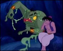Genio Zombie / Genie / Aladdin / 1992 / John Musker & Ron Clemens