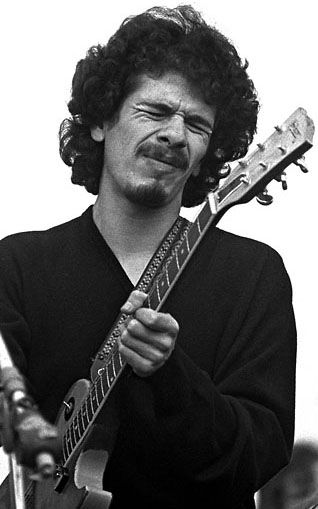 HAPPY BIRTHDAY, CARLOS SANTANA! --- Carlos Santana @ Woodstock