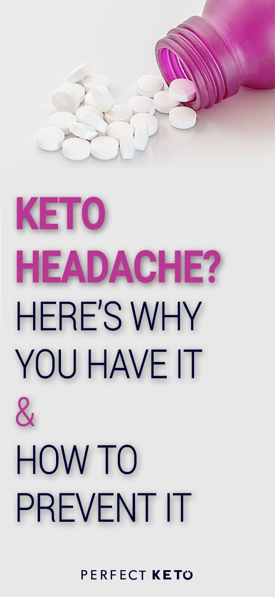Keto Headache? Here's Why You Have It & How to Prevent It | Keto Diet Suplement 9
