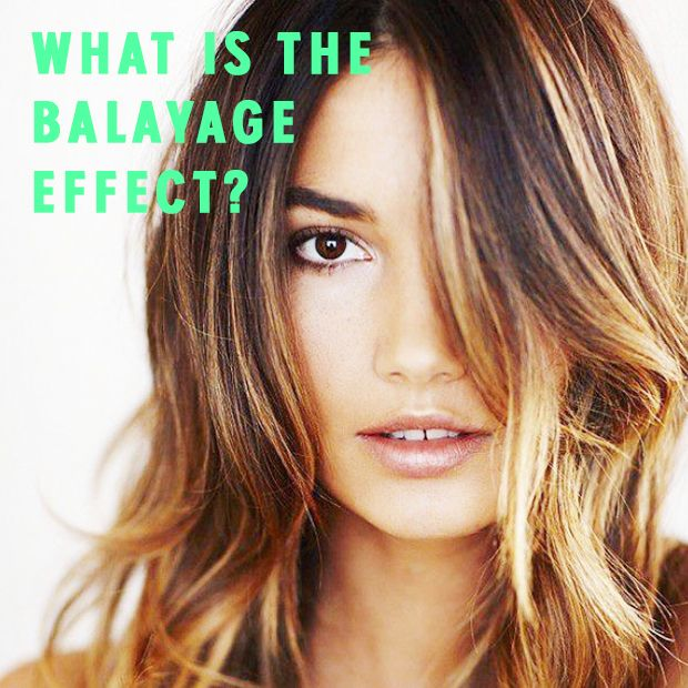 What is the balayage effect? Click here to find out http://dirtylooks.com/blog/what-is-the-balayage-effect