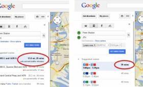 Google Maps agora ensina como fugir do congestionamento