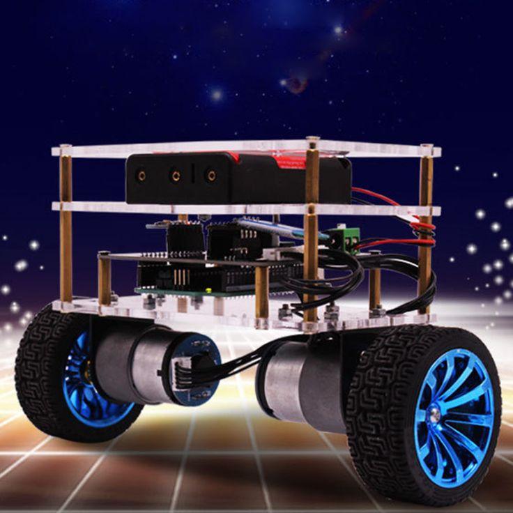 Balance Robot Car Compatible for Arduino Electronics ...