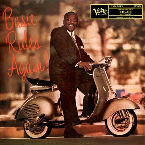 Count rides good... (Verve Records 1957)