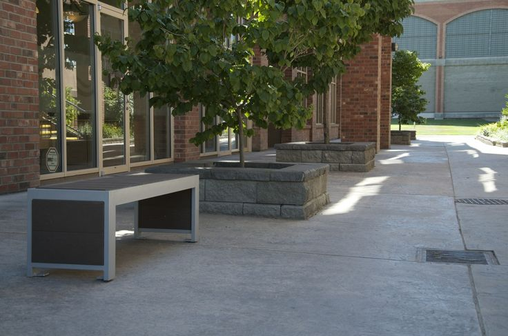 Wishbone_Urban_Form_Straight_Bench_Kelowna