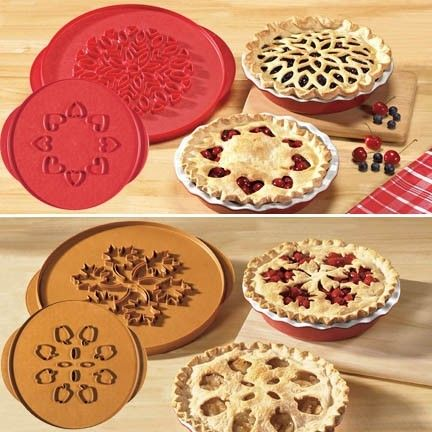 Reversible Pie Top Cutters. These are great!