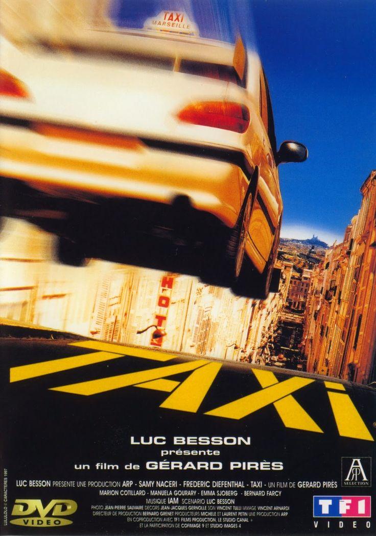 #Taxi, France, 1998