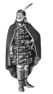 XVth century Moldavian Boyar