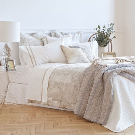 78 images about on pinterest zara home opaline and selena - Zara home linge de lit ...