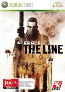 spec ops line