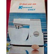kenwood chef blender instructions
