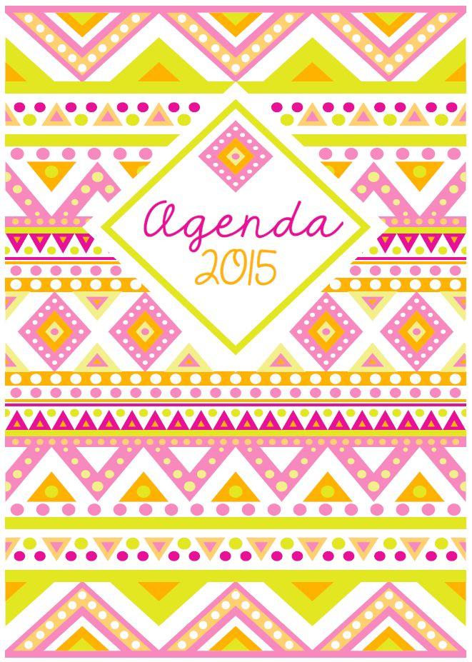 AGENDA 2015 | Lovely Charlotte