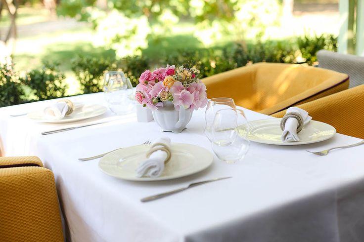 Terasa Restaurant Gargantua -  Gradina Icoanei