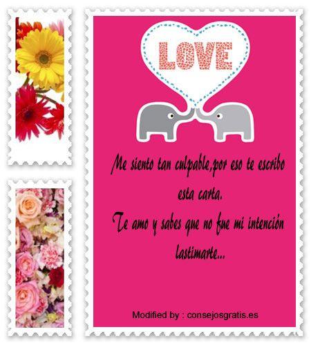 bonitas palabras para pedir disculpas a mi novia,imàgenes para pedir perdòn a mi enamorada: http://www.consejosgratis.es/carta-de-reconciliacion/