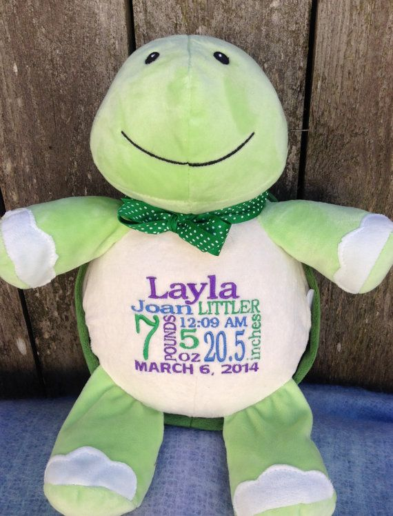 439 best personalized baby gifts images on pinterest animal personalized baby gift monogrammed baby gift i love this idea i may decide to get one for my kiddos that are way past baby stage negle Gallery