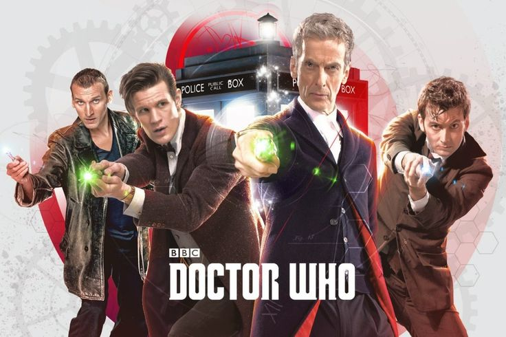 VIDEO: Ten Years Of New Who - Doctor Who Series 1-8 Trailer