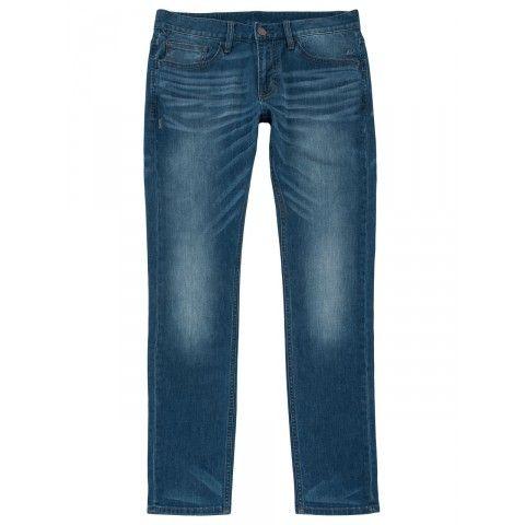 Five pockets stretch jeans. SUN68 Man FW15 #SUN68 #FW15 #man #jeans #denim