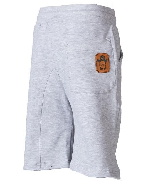 JNY Collage Shorts - grey melange Retro Baby Clothes - Baby Boy clothes - Danish Baby Clothes - Smafolk - Toddler clothing - Baby Clothing - Baby clothes Online