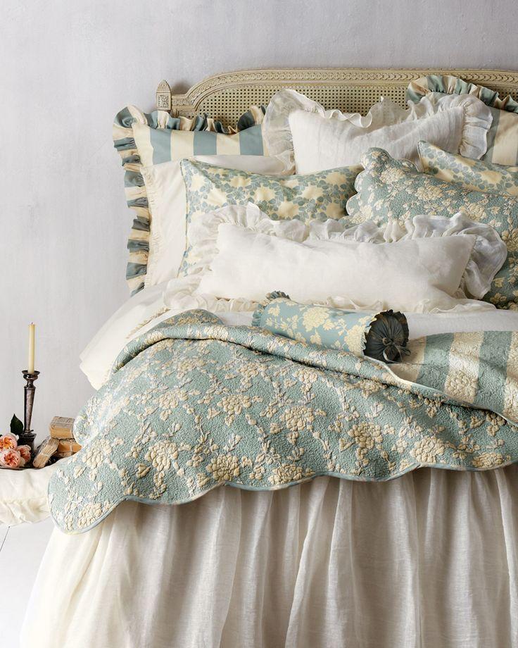 "Pine Cone Hill ""Trellis"" Bed Linens - Neiman Marcus"