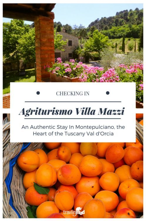 Wondering where to stay in Tuscany, Italy? A farmstay - or agriturismo - is a popular option. If you plan on exploring the picturesque southern Val d'Orcia and want to find an authentic Tuscan agriturismo, Montepulciano has many to choose from. Villa Mazzi is truly home away from home!
