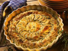 Kartoffel-Zucchini-Gratin   Zeit: 30 Min.   http://eatsmarter.de/rezepte/kartoffel-zucchini-gratin