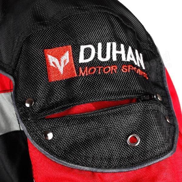 Men Motorcycle Street Bike Racing Jacket Clothing for DUHAN 023