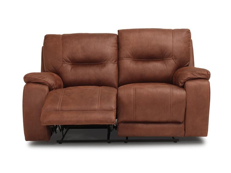 COMO 2-Sits Soffa Recliner hos Furniturebox