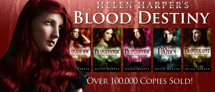 Helen Harper: Official Site of the Urban Fantasy Author  ||  Official website, blog and book catalogue of author Helen Harper, creator of urban fantasy worlds such as the 'Blood Destiny' and 'Bo Blackman' series. http://helenharper.co.uk/