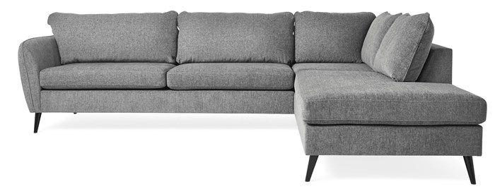 Produktbild - County, 2,5-sits soffa med divan höger