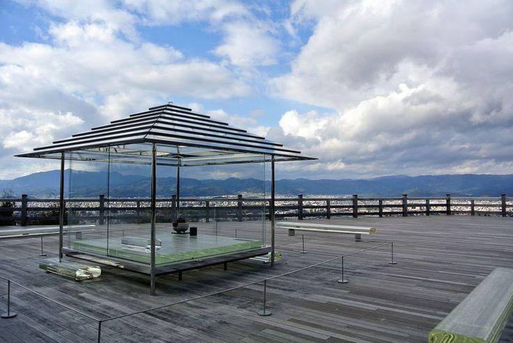 京都市内を一望できる絶景スポット!京都東山の「将軍塚青龍殿」が凄い   京都府   トラベルjp<たびねす>