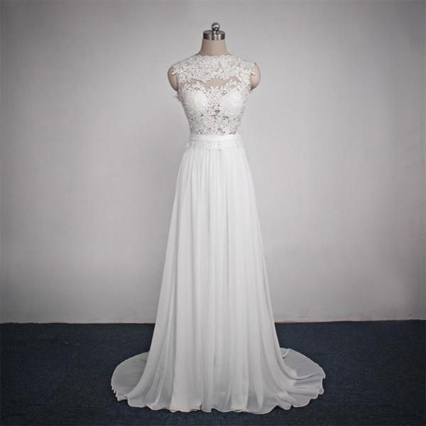 Best 25  Handmade wedding dresses ideas on Pinterest | Sleeved ...