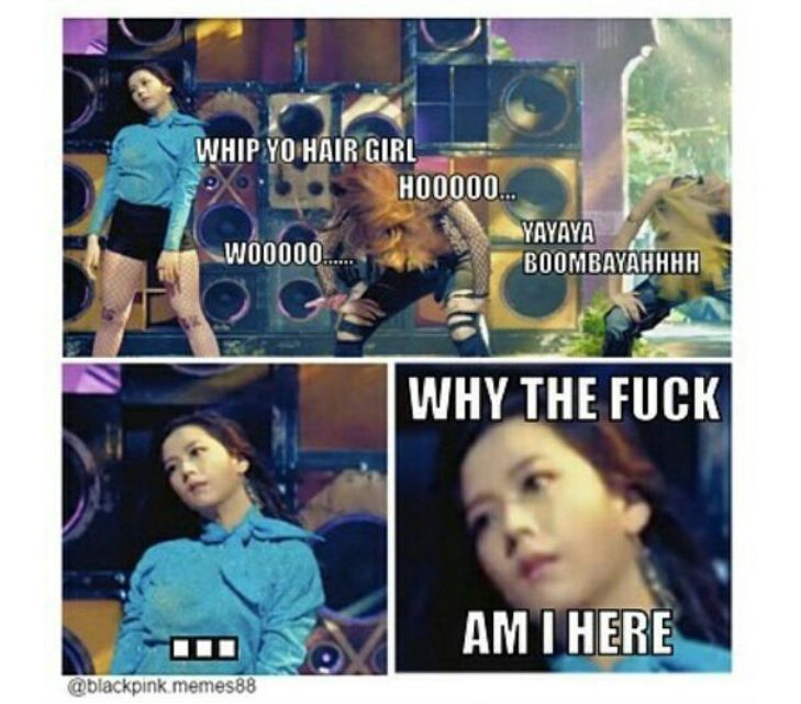 Haha This Is So Funny Blackpink Memes Blackpink Funny Funny