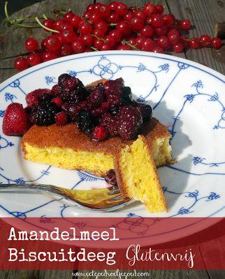 Amandelmeel Biscuitdeeg Glutenvrij