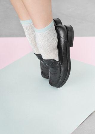 Loafers & Socks