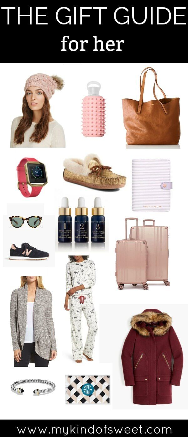 The Gift Guide: For Her (And By Her, I Mean YOU) | my kind of sweet | christmas gift | holiday gift ideas | mom life | winter style